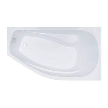 Акриловая ванна Triton Скарлет (левая) 167x96