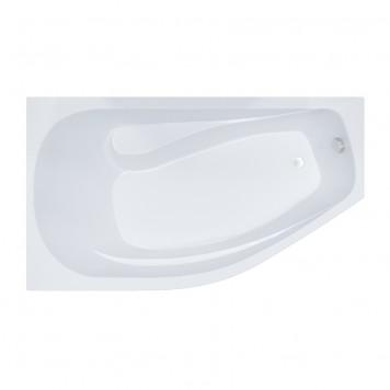 Акриловая ванна Triton Скарлет (правая) 167x96