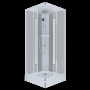 Душевой бокс Triton ДК Орион 3 (Стандарт-Графит)