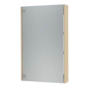 Зеркальный шкаф Тритон 'Эко-55', бежевый