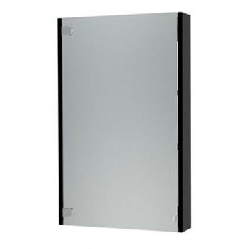 Зеркальный шкаф Тритон 'Эко-50', черный