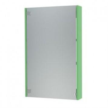 Зеркальный шкаф Тритон 'Эко-60', зеленый