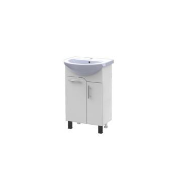 Тумба ЭКО-60  ( белый )