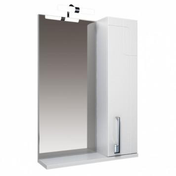 Зеркало ДИАНА-55 с шкафчиком